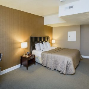 LionsGateMcClellan King Bed Exec Suite_